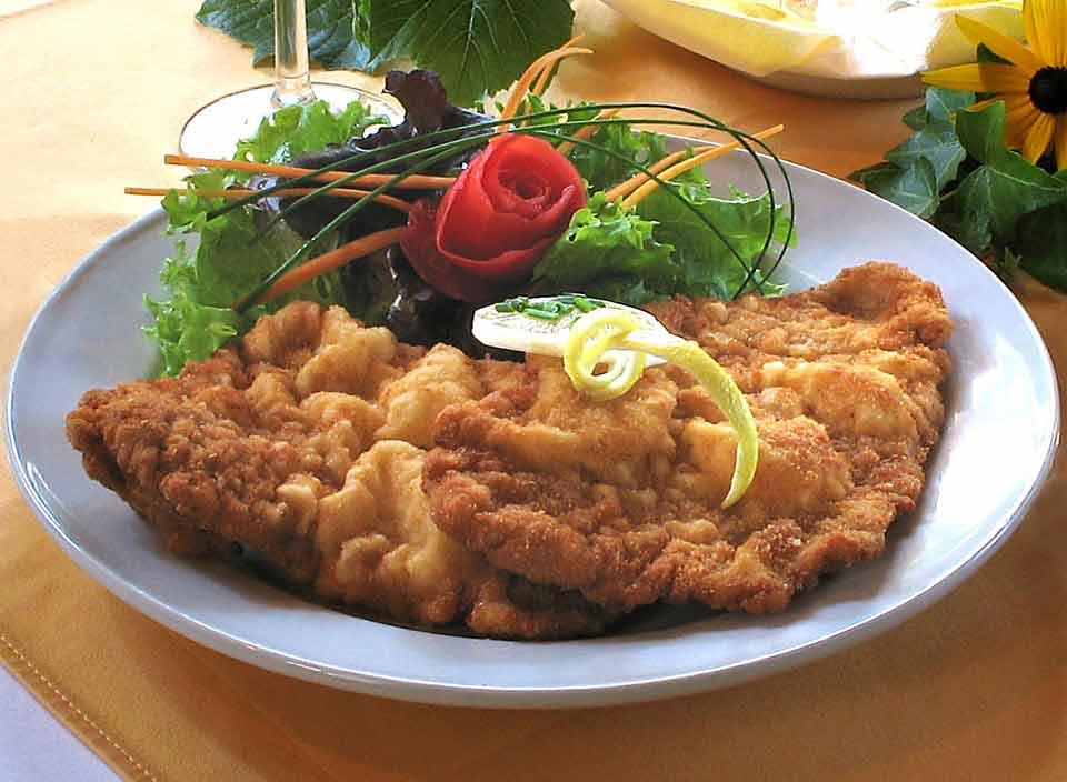 Wiener Schnitzel Rudi Lechners receipes