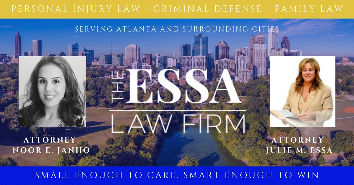 Con enfoque y dedicación a usted, el cliente. Attorney Julie M. Essa and Attorney Noor Janho - 5 Essential Steps After a Car Accident in Atlanta for your Personal Injury Case- Personal Injury Accident Attorney in and around Atlanta Georgia