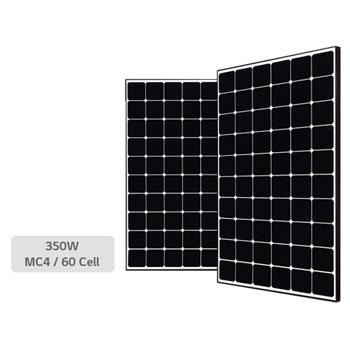 350W MC4 / 60 Cell