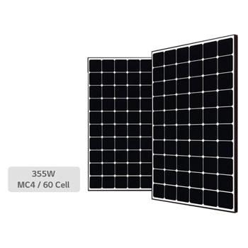 355W MC4 / 60 Cell