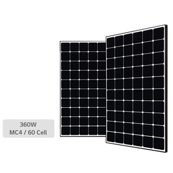 360W MC4 / 60 Cell