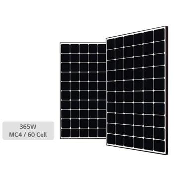 365W MC4 / 60 Cell