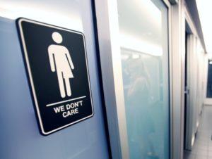 bathroom apathy
