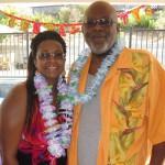 family praise and worship -happy Godly couple