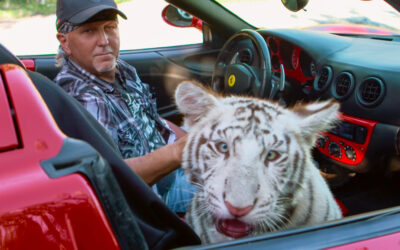 'Tiger King' Getting New Episode Per Zoo Finesser Jeff Lowe