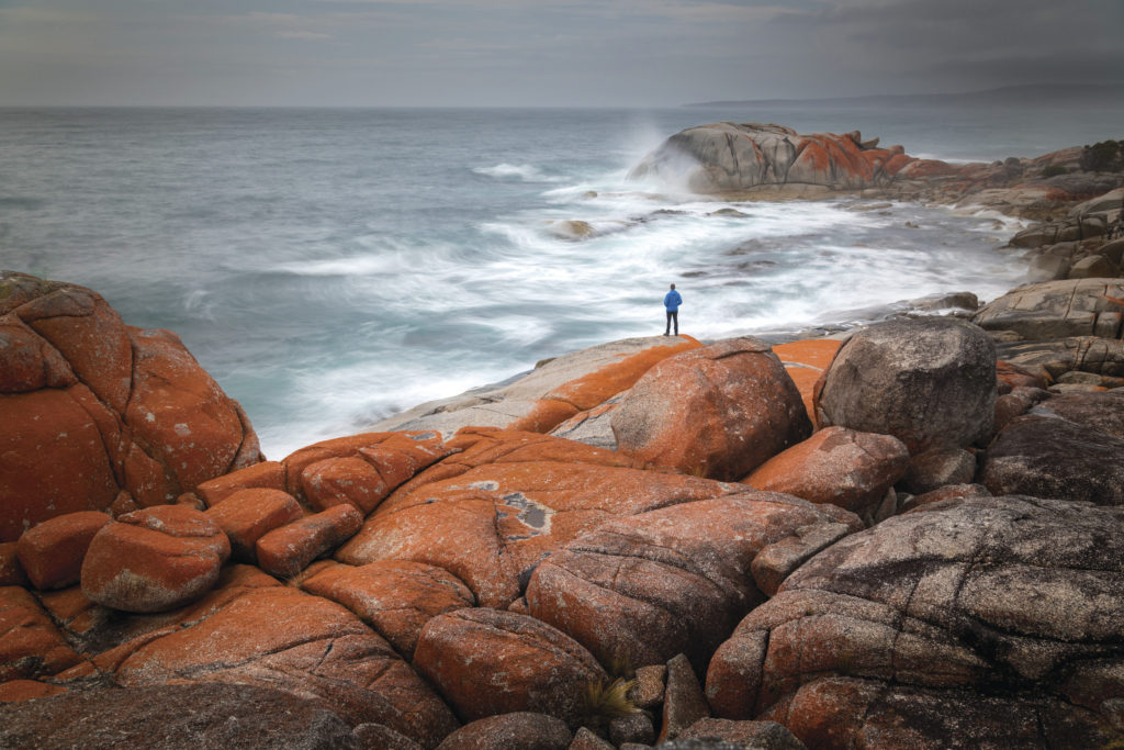 Bay of Fires - Image Courtesy of Tourism Tasmania & Stuart Crossett. All Rights Reserved