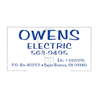 Owens Electric