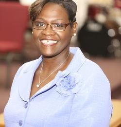 Rev. Dr. Kimberly Anderson