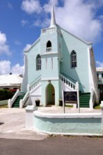 RICHARD ALLEN AME CHURCH – BERMUDA