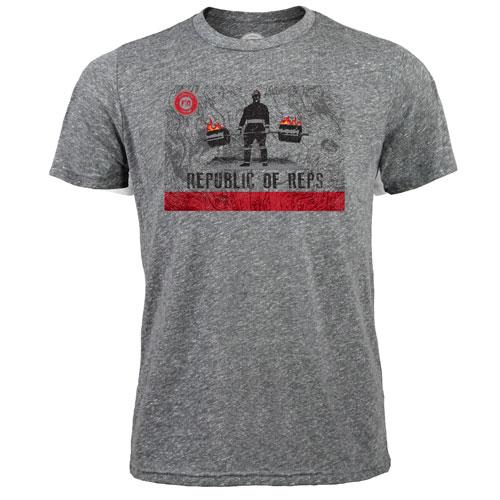 LAFD Republic Of Reps T-Shirt