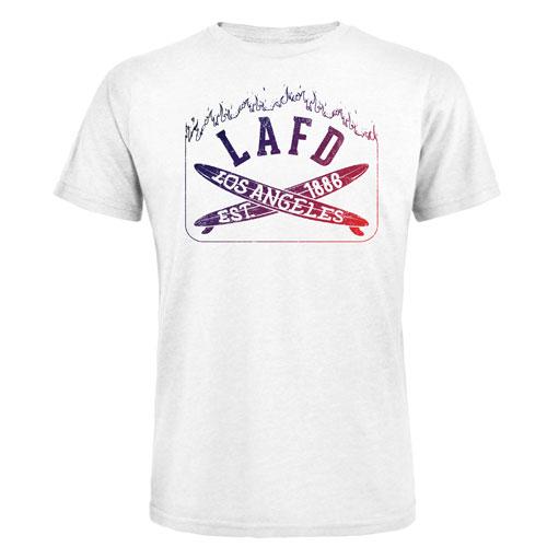 LAFD Los Angeles Surf T-Shirt