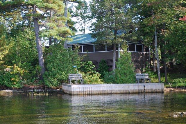 56 Hen Island Charleston Lake Waterfront Water Access Cottage Gurreathomes