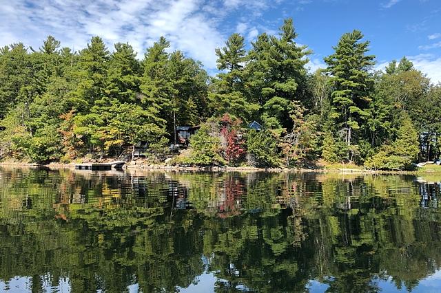 304 Green island, Shartbot Lake