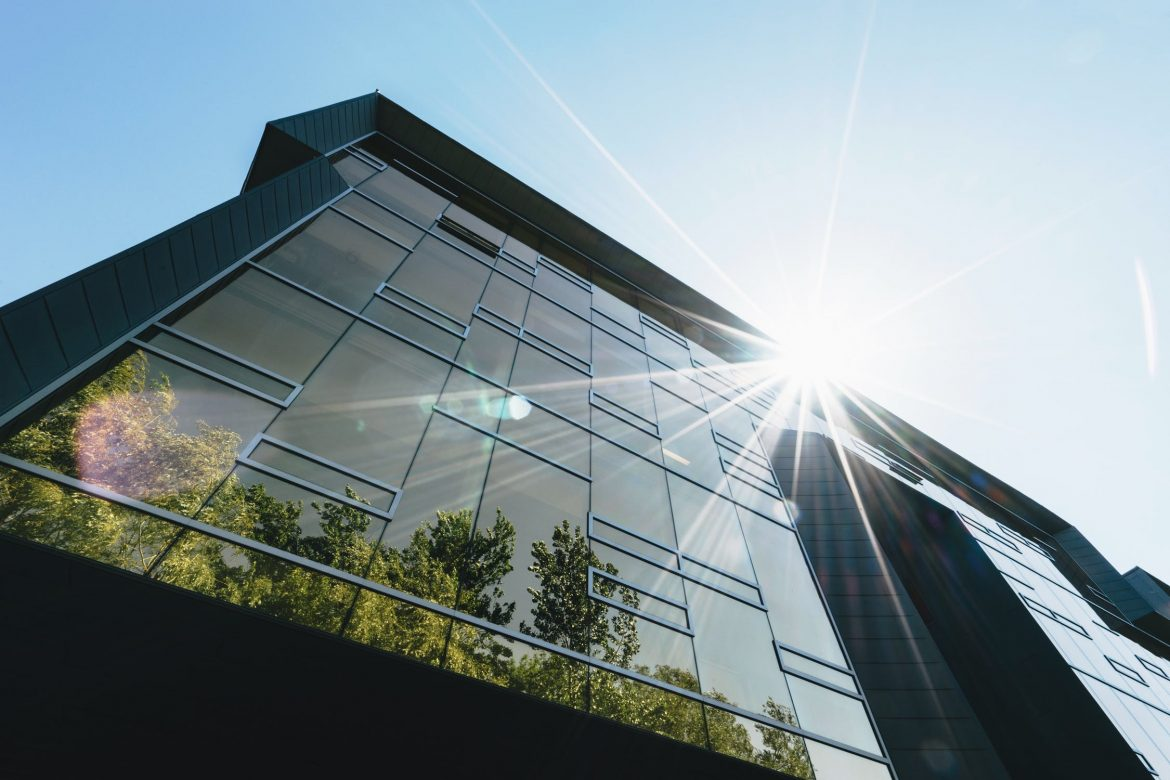 Reduce Operating Costs and Adopt Green Building Tech with Window Film - Chesapeake, Virginia