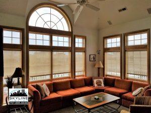 Corolla, NC Beach House Interior Window Films