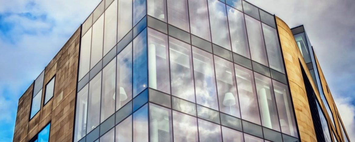 Improve Commercial Windows with 3M Commercial Window Films Commercial Window Films - 3M Commercial Window Films in Chesapeake, Virginia 2