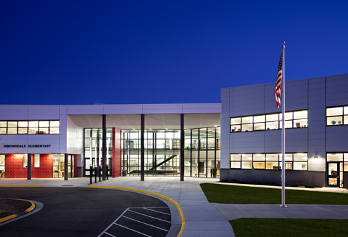 front-of-school-exterior-picture-nighttime
