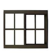 "24"" x 21"" Aluminum Slider Window"