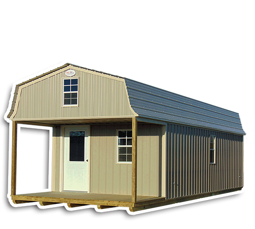 Barn Cabins - Metal Storage Buildings