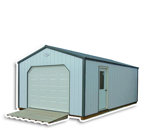 Garages - Metal Storage Buildings