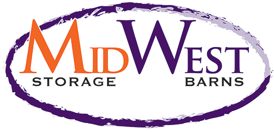 MidWest Storage Barns logo
