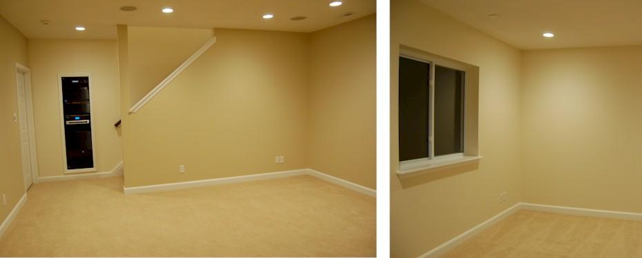 basement-lighting-and-bedroom
