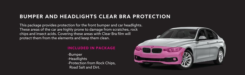 clear bra