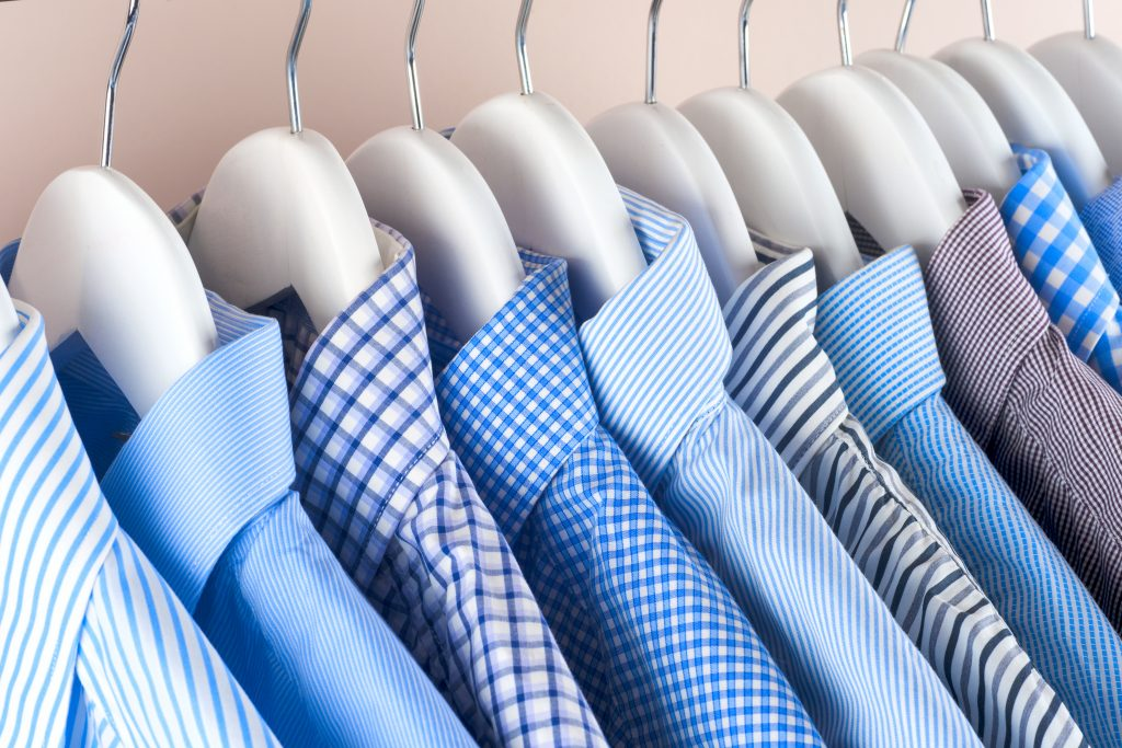 Dry Cleaner Business Shirt Service - Laundry Box