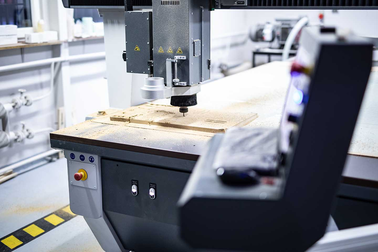 European Machinery Parts | CNC Router, Panel Saw