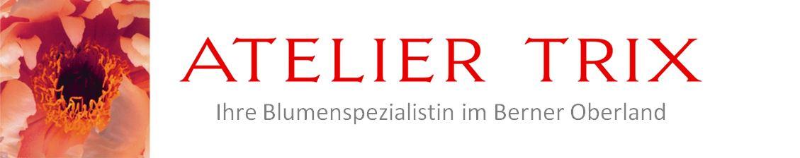 Logo Atelier Trix Blumenspezialist