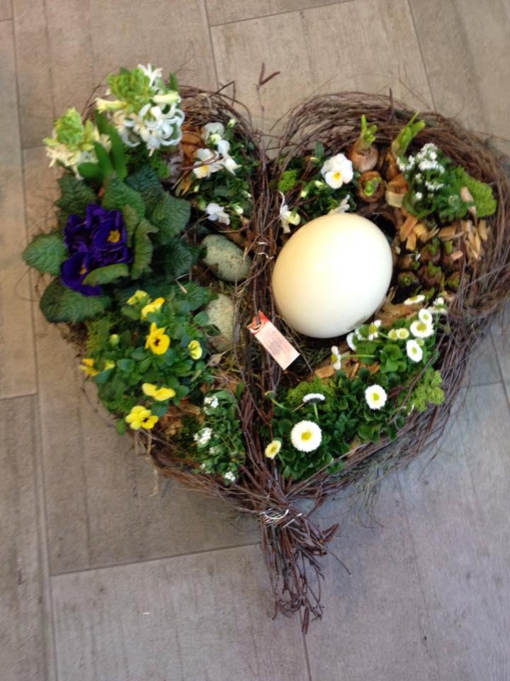 Ostern Blumen Unterseen Interlaken