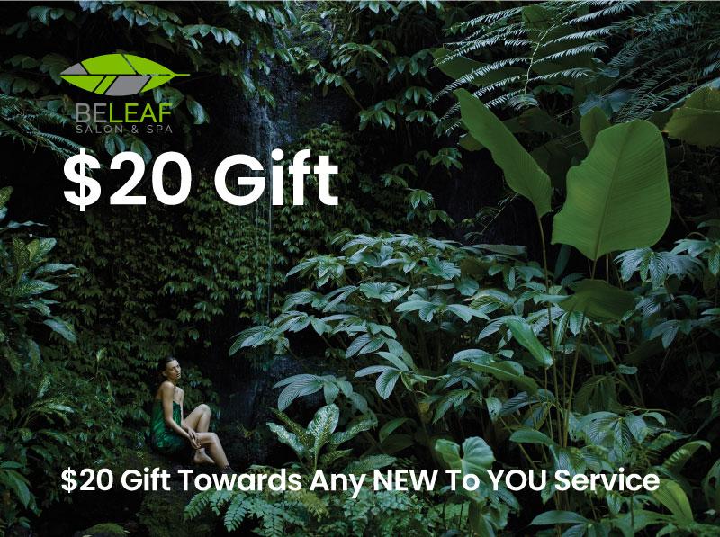 BeLeaf gift