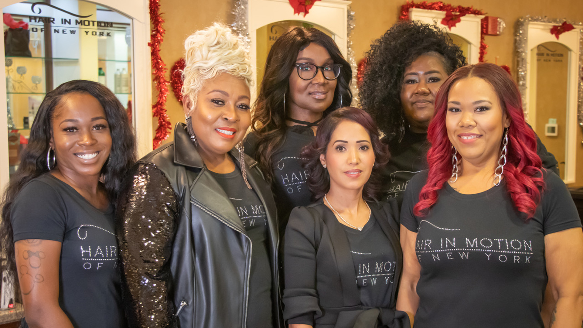 Hair In Motion of NY Partners with BBIF to Start & Scale Salons in Central Florida