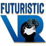 Futuristic Virtual Reality Arcade, Brooklyn NYC Logo