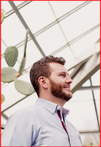 Brad Hull Professional Portrait