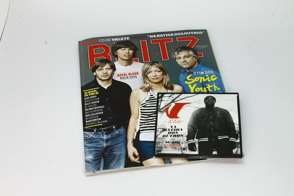 Revista Blitz Valete