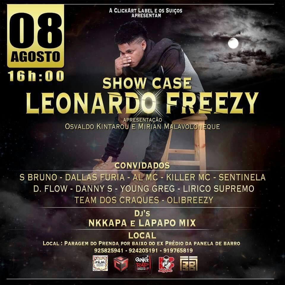 Leonardo-Freezy-Show