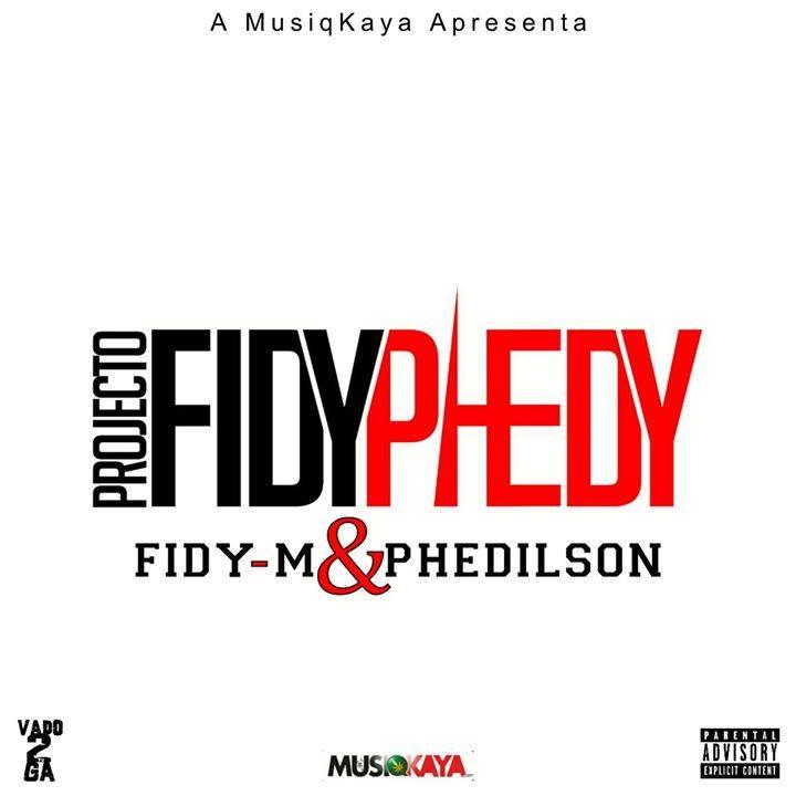 Fidy-M & Phedilson - Projecto FidyPhedi Capa