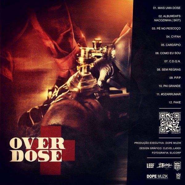 overdose tracklist