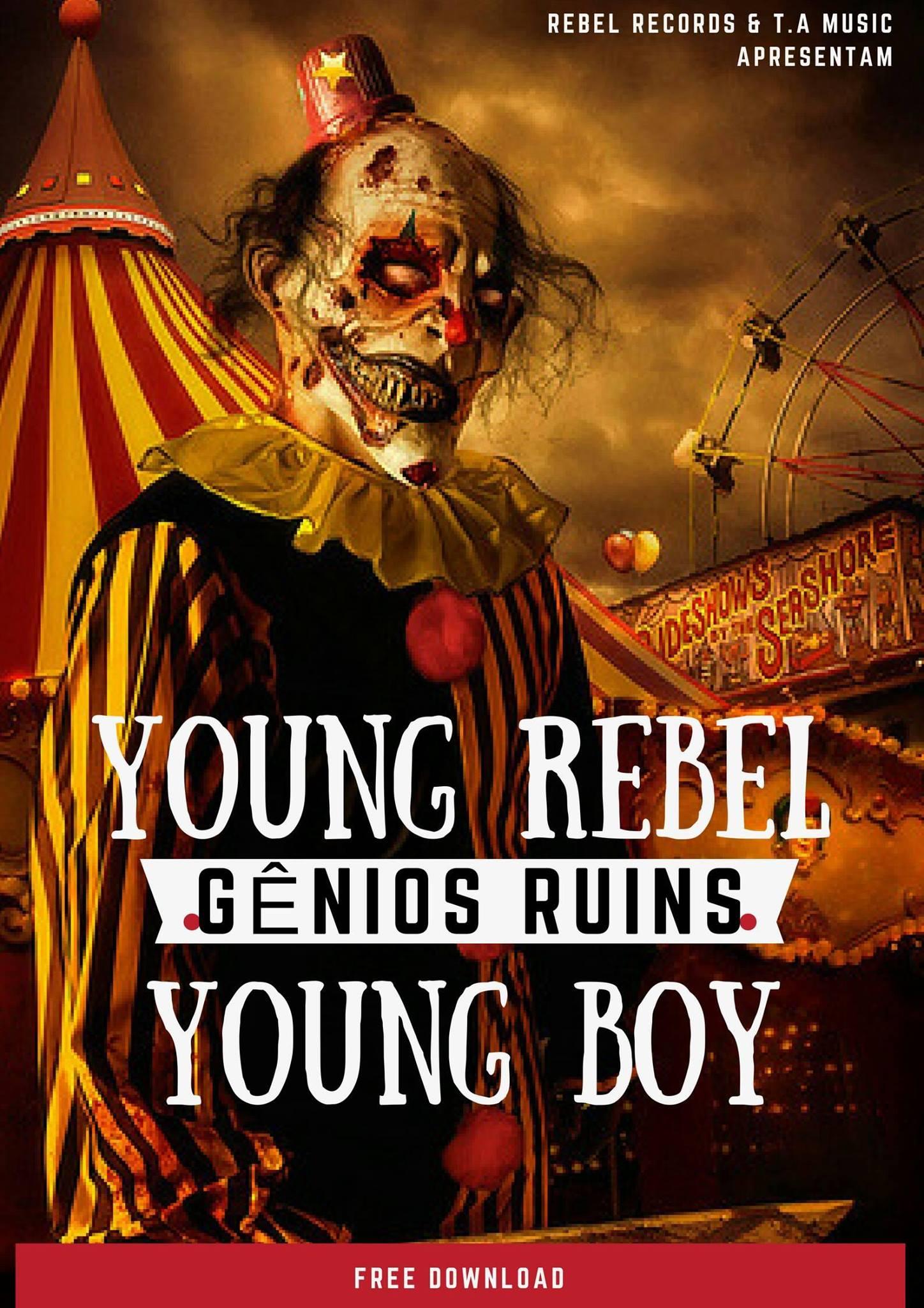 Young Rebel & Young Boy- Génios Ruins