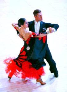 Nazar Batih and Mariko Cantley