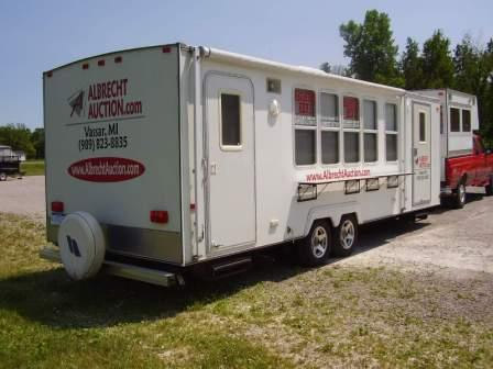 cashier trailer for sale 34