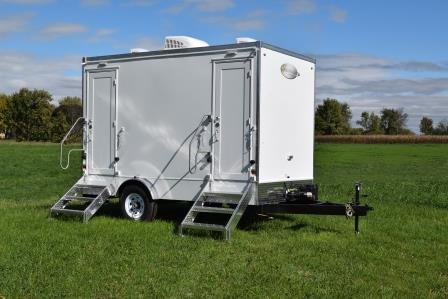 specialty trailers exterior