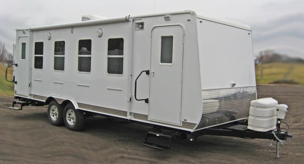 CASHIER TRAILERS EXTERIOR FOR SALE