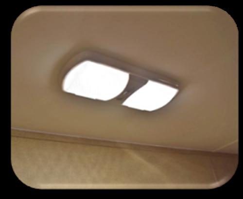 cashier trailer key feature led light
