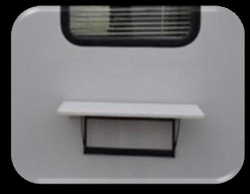 cashier trailer key feature shelf