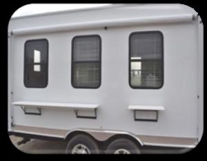 cashier trailer key features gelcoat