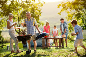 Planning the Perfect Summer Party
