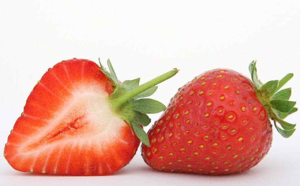 Strawberries can help improve testosterone production in Jupiter at NovaGenix in Palm Beach County, Florida's best TRT clinic