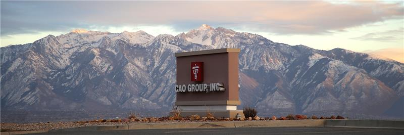 cao group located in Utah